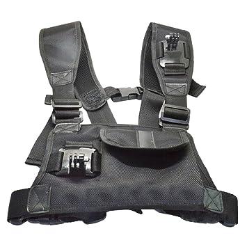 Tping accesorios profesionales-Arnés de fijación para cámara GoPro ...