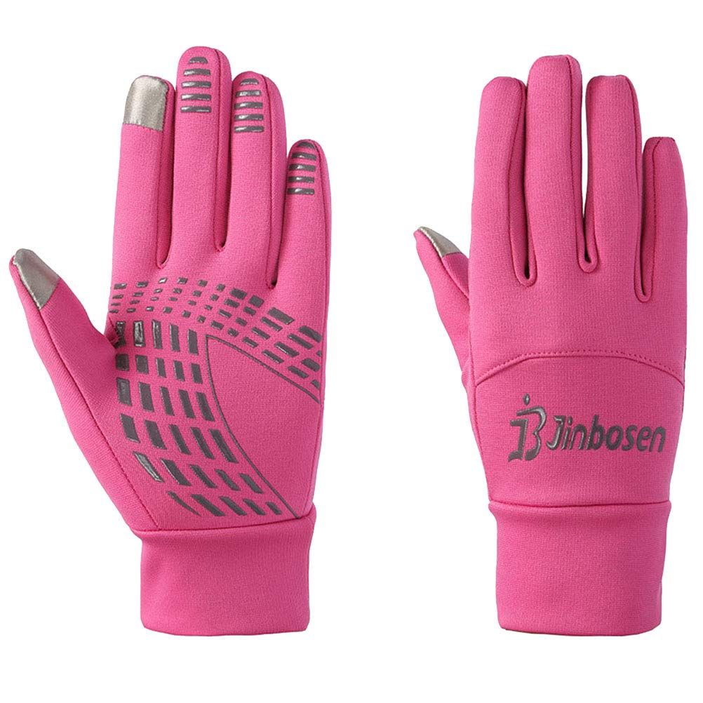 VORCOOL Touch Screen Gloves Cold Weather Windproof Thermal Glove for Cycling and Running