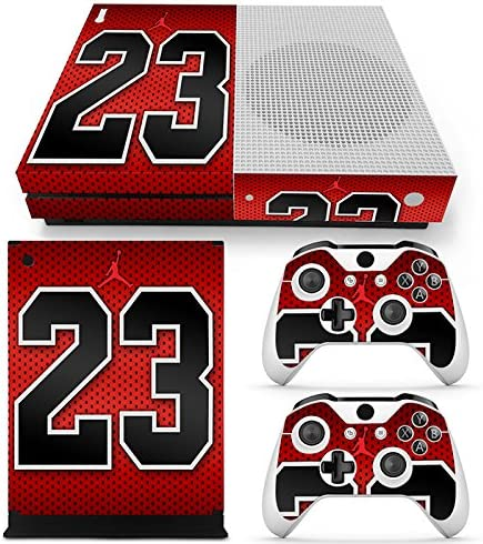 XBOX ONE S Skin Design Foils Pegatina Set - Magic 23 Motivo ...
