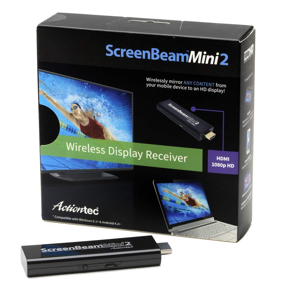 Actiontec ScreenBeam Mini2 Wireless Display Receiver(SBWD60A01) by Actiontec (Image #2)