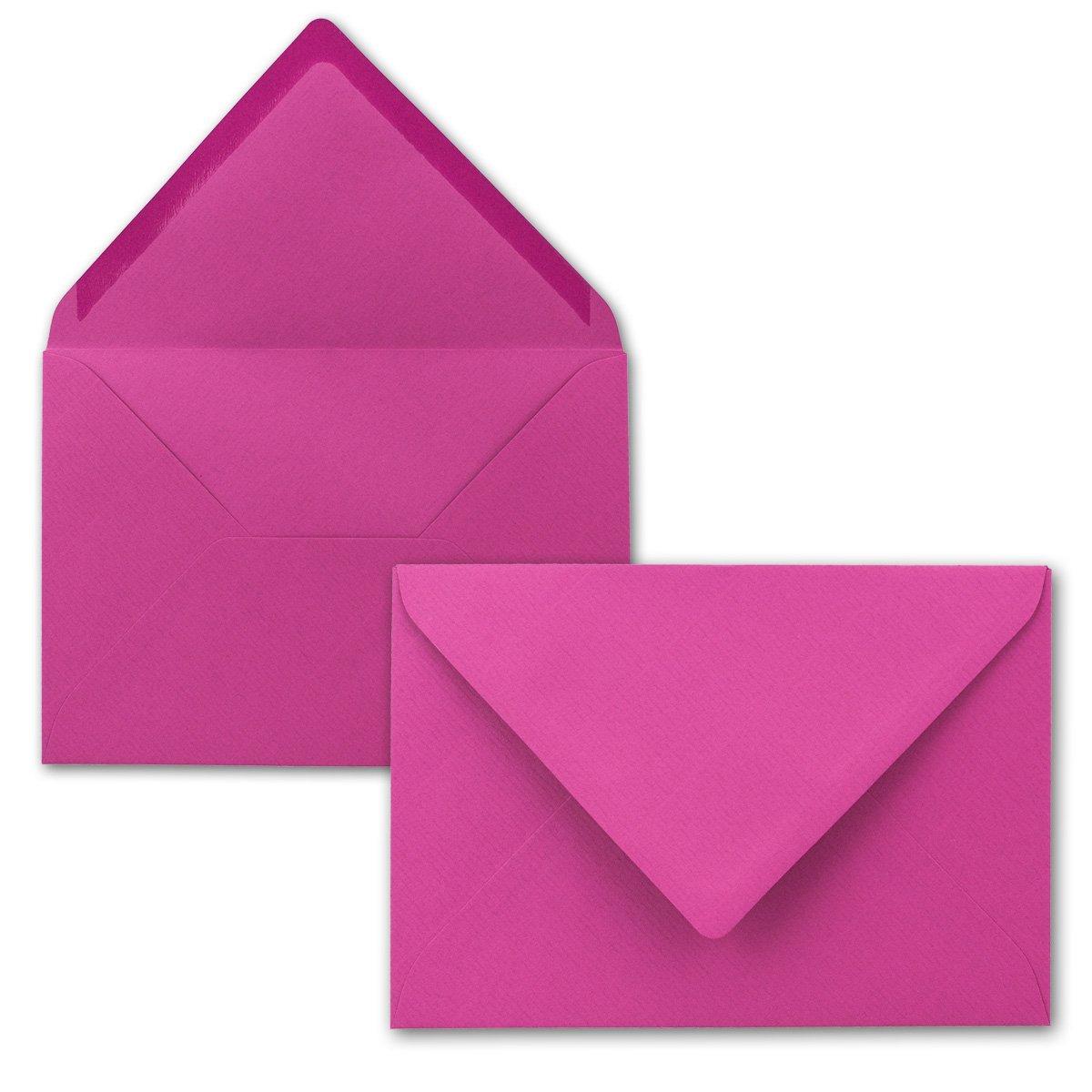 Brief-Umschläge in Nachtblau   150 Stück   DIN C5 KuGrüns 220 x 154 mm - Nassklebung ohne Fenster - Weihnachten, Grußkarten   Serie FarbenFroh® B07BPWQHK6 Grukarten & Einladungsumschlge Billig ideal