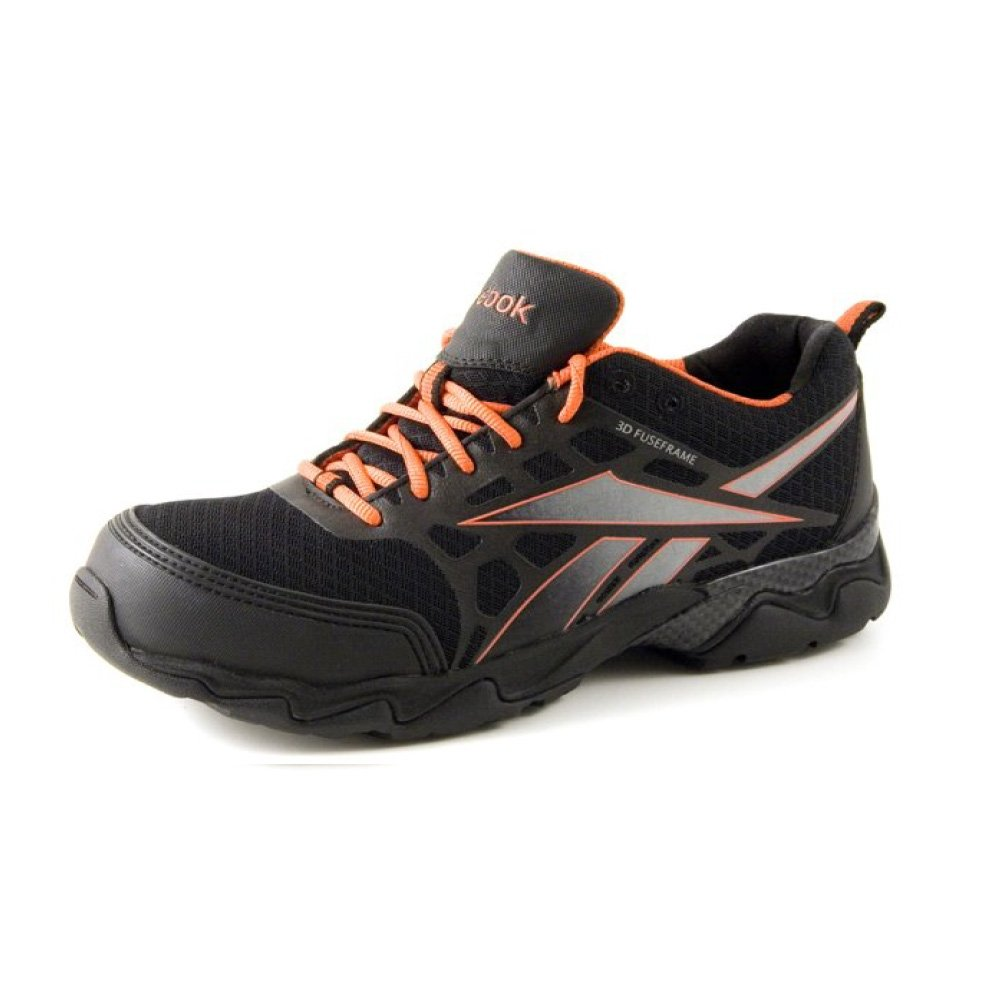 Reebok Work Beamer S1P Schwarz//Orange
