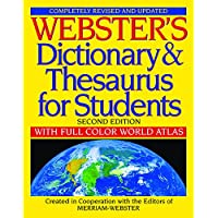 FEDERAL STREET PRESS WEBSTERS DICTIONARY & THESAURUS FOR (Set of 3)