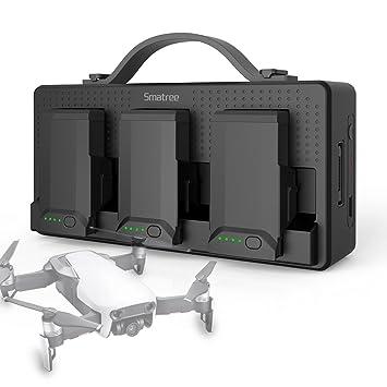 Smatree Batería Cargador Portátil para dji Mavic Air, Carga 3 ...