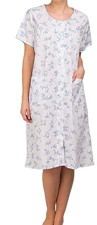 énorme réduction 03e81 c8401 Undercover - Chemise de nuit - Femme * taille unique - bleu ...