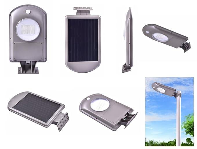 emebay – ETANCHE 64 LED 5 W super Blanco Iluminación Solar exterior/lámpara solar LED