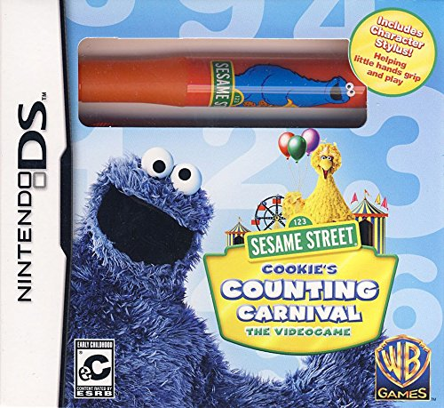 e's Counting Carnival - Nintendo DS ()