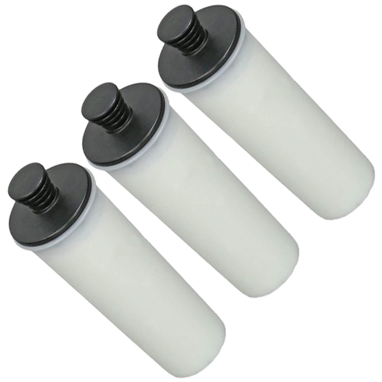 Spares2go Descaler Filter Cartridge for Karcher SC3 Steam Cleaner (Pack of 3) by Spares2go