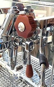 Profitec Pro 700 Handmade Australian Hardwood Parts Set by Wilcox Handmade Coffee Parts