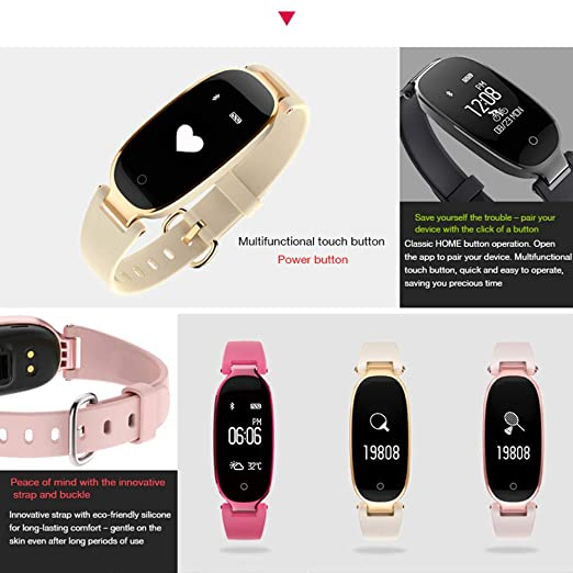 Amazon.com: LILITING Smart Watches for WomenSmart Sport ...