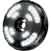 【Actualizar】Luces para Sombrillas, ORIA Lámpara para Sombrilla de Patio con 28 LED, Luz LED Inalámbrica Recargable USB…