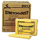 Chicopee CHI 0413 Strtch N Dust Cloth Yel/Orng 10/40