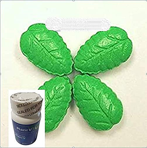 Herbal Plant V Miracle Leaf – 12 Count Bottle Nature s Remedy for Top Male Enhancement