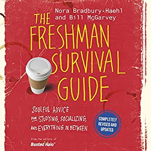 The Freshman Survival Guide Audiobook