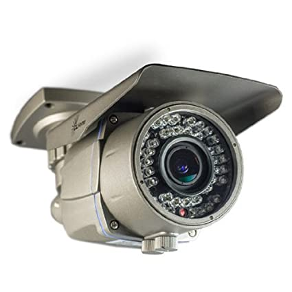 CLHome CM-UEK4 Cámara de vigilancia, de alta calidad para la Vigilancia, variofocal