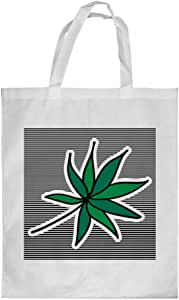 Printed Shopping bag, Large Size, Flower