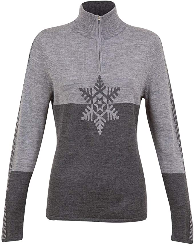 Krimson Klover Pullover Merino Sport Sweater Additional Sizes and Colors Available