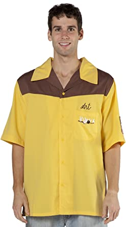 869973256 Ripple Junction Authentic Replica Big Lebowski Bowling Shirt (XXXX-Large)