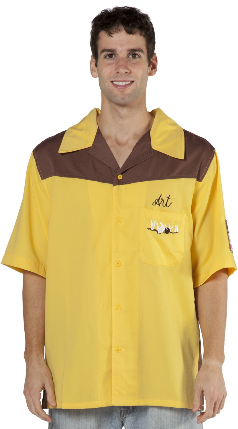 Authentic Replica Big Lebowski Bowling Shirt