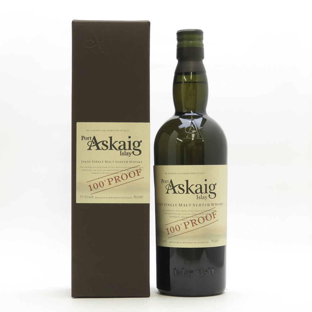 Port Askaig Single Malt Whisky Cask Strength (1 x 0.7 l): Amazon.de ...