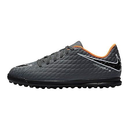 0e4a037f5847 NIKE Unisex Kids' Jr Phantomx 3 Club Tf Fitness Shoes, Multicoloured (Dark  Grey