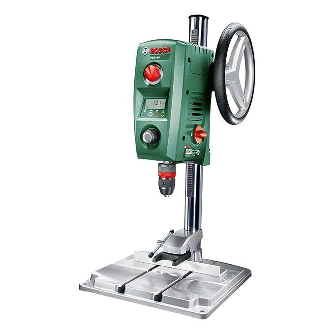 124 opinioni per Bosch PBD 40 Trapano a Colonna, 710 W, per Acciaio e Legno, 13 mm e 40 mm, in