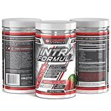 Creative Formulas BCAA Intra Workout Supplement Powder Boosts Strength, Maximizes Muscle Pumps Watermelon Splash 30 Servings For Sale