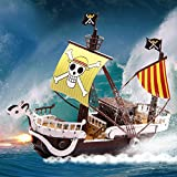 Microworld 3D Metal Puzzle Going Merry Pirate