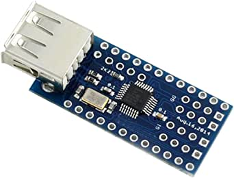 HiLetgo 2.0 ADK Mini USB Host Shield SLR Development Tool Compatible SPI Interface For Arduino