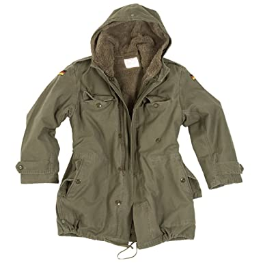 German army parka new