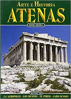 Art & History of Athens (Spanish Language Edition)
