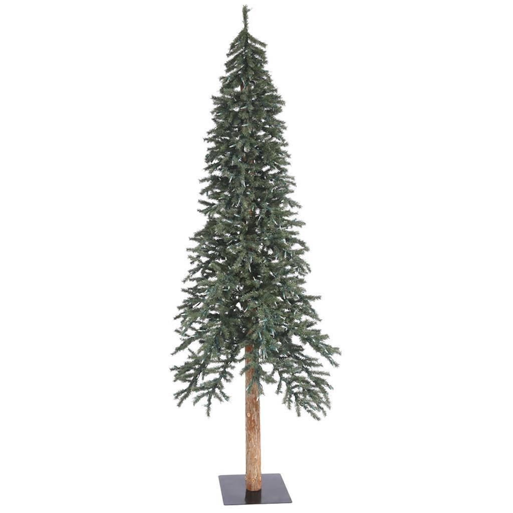 Vickerman 427804 - 108'' Natural Bark Alpine Tree Christmas Tree (B907395)