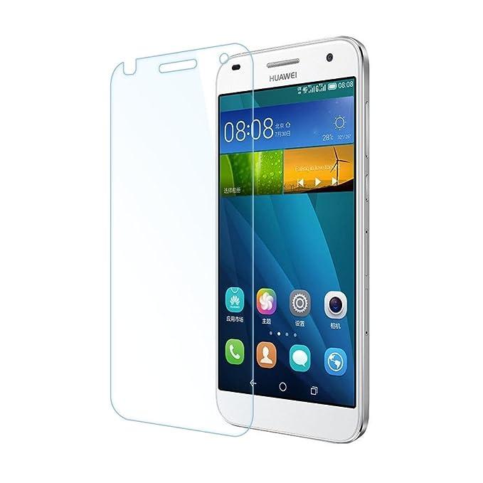 6 opinioni per ECENCE Huawei Ascend G7 Pellicola Protettiva Schermo in Vetro Protezione vetro