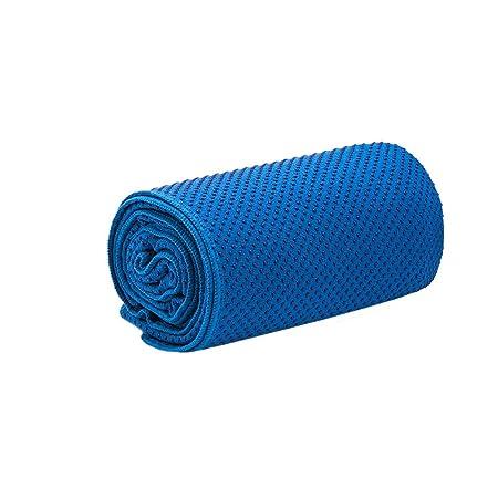 YUMUYMEY Manta de Yoga Antideslizante Resistente al Sudor ...