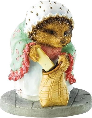 Beatrix Potter Miniature Figurine – Mrs Tiggy-winkle Shopping A21292