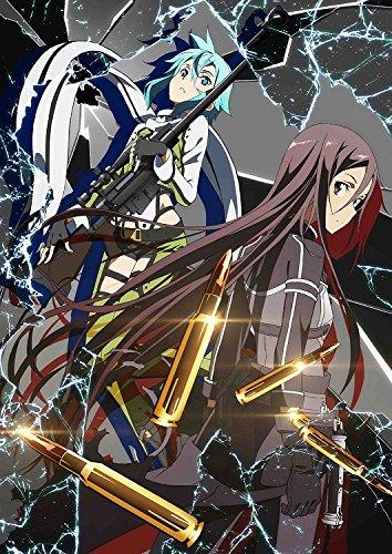 12quot X 17quot Sword Art Online II 2 SAO2 Poster Sinon And Kirito