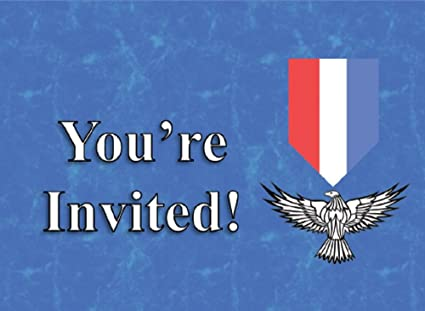Eagle Scout Court Of Honor Invitation Badge Pack 24