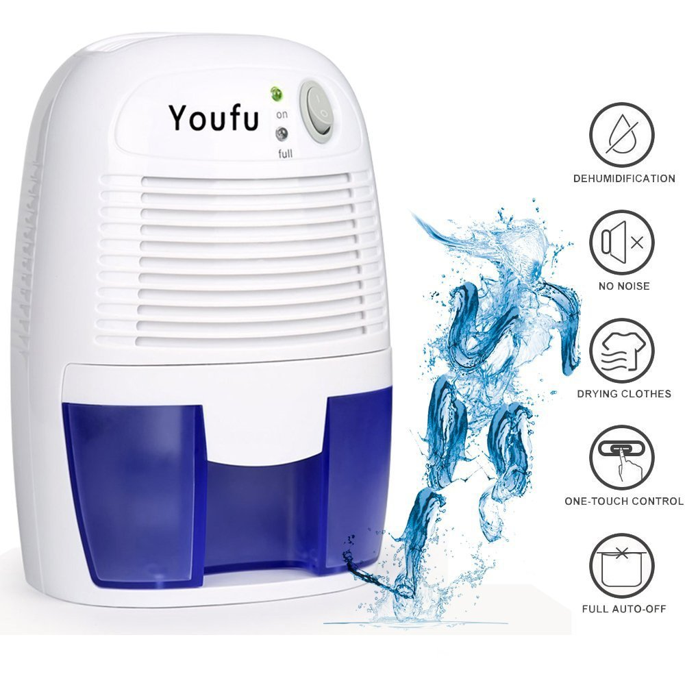 Amazon.com: Home Dehumidifier,500ml Mini Dehumidifier for home, Portable Dehumidifiers Absorber for Motorhouse,Bathroom, Kitchen, Office, Air dryer, ...