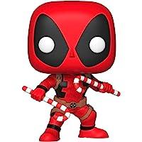 Funko Fgr-POP Marvel Holiday, Deadpool Candy Canes Figürü