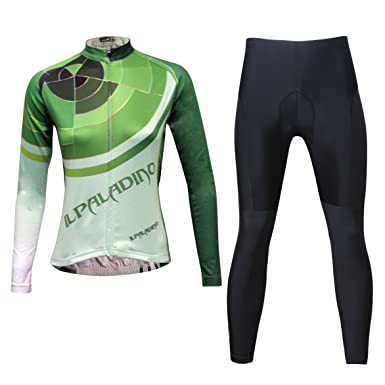 fbd5f1cfe Amazon.com  QinYing Women Long Sleeve Ladies Mountain Bicycle Bike Riding  Shirts Outdoor Cycling Jerseys  Clothing