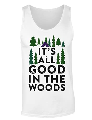 It's All Good In The Woods Camiseta sin mangas para mujer Shirt