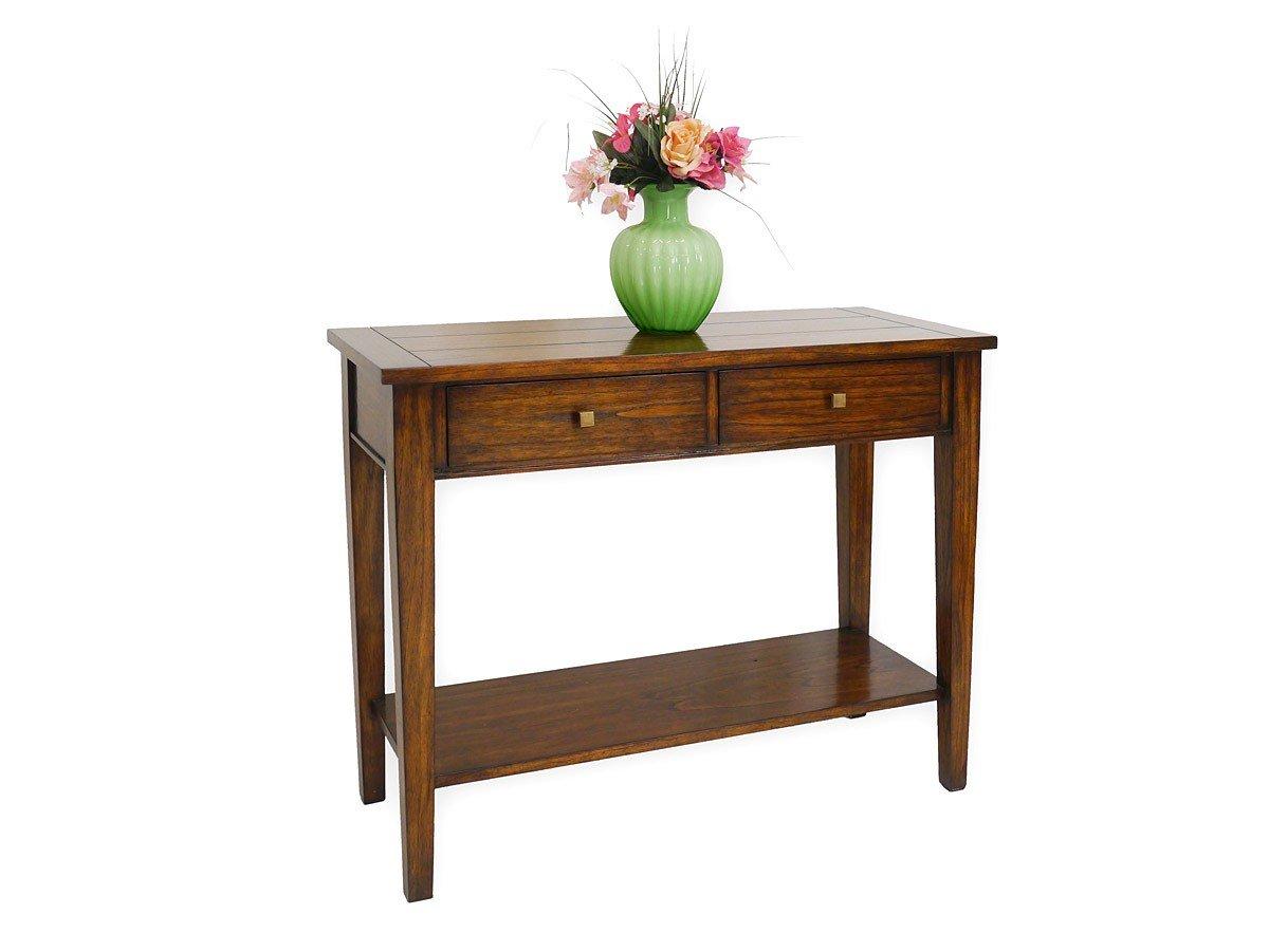 Wandtisch im Antik Stil Massivholz