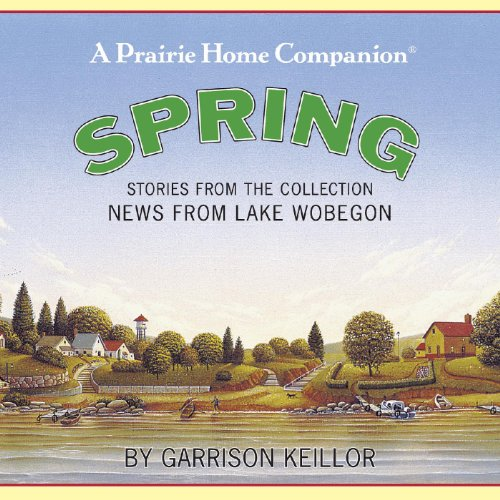 Comedy Album BargainAlert: News From Lake Wobegon