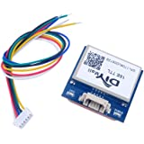 G28U7FTTL Replace VK16E GMOUSE GPS Module U-BLOX UBX-G7020-KT Chip Ceramic Antenna TTL Level for Vehicle monitoring Navigation DIYmall