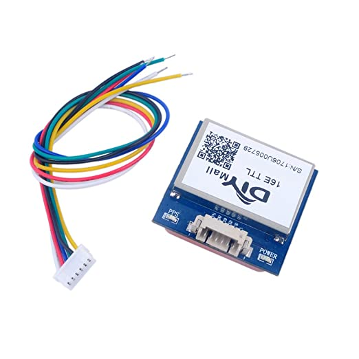 3 opinioni per DIYmall VK16E GMOUSE- Modulo GPS SIRF3chip GPS, modulo w/Antenna ceramica