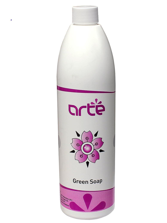 Green Soap Arté Grüne Seife 500 ml Tattoo-Flüssigseife Tattooseife ...