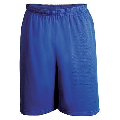 C2 Big Boys' Sports Mock Drawcord Elastic Waistband Short