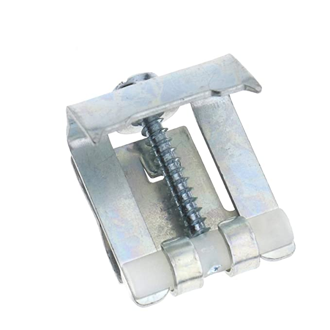 Sing F Ltd 20x Top Mount Kitchen Sink Fixing Clips Brackets Clamps Stainless Steel Clips Kitchen Sink Accessories Citystore Sink Installation Parts