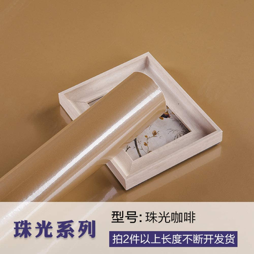 lsaiyy Papel de Punto de inflamación de Pintura perlada Engrosada Papel Tapiz de renovación de Muebles de PVC Papel Tapiz Autoadhesivo Papel Tapiz- 60CMX5M: Amazon.es: Hogar