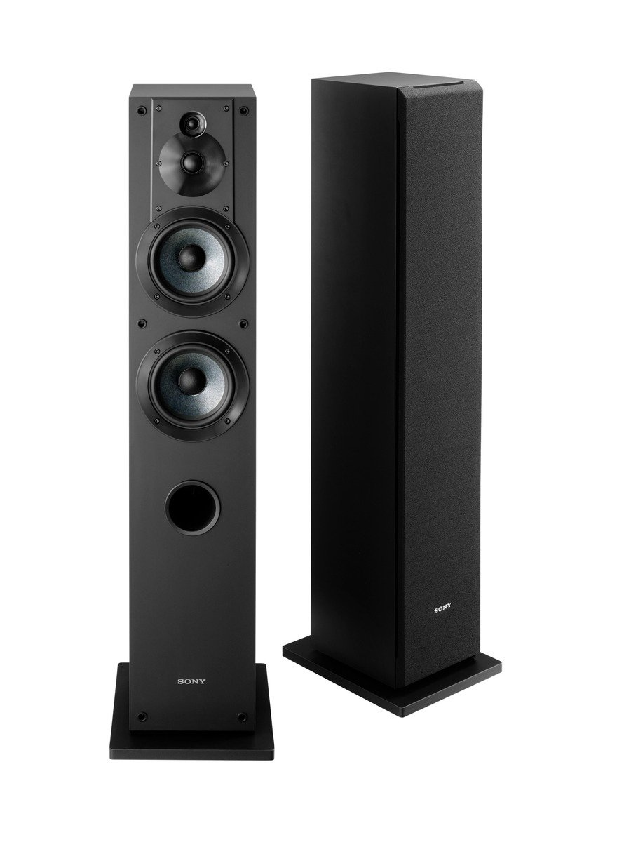 Sony SSCS3 3-Way Floor-Standing Speaker